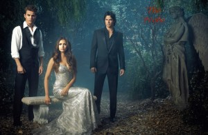 The Vampire Diaries. I've Lost That Loving Feelin'
