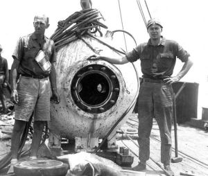 Bathysphere and Its Pioneers of the Deep