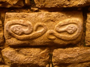 snake Kuelap