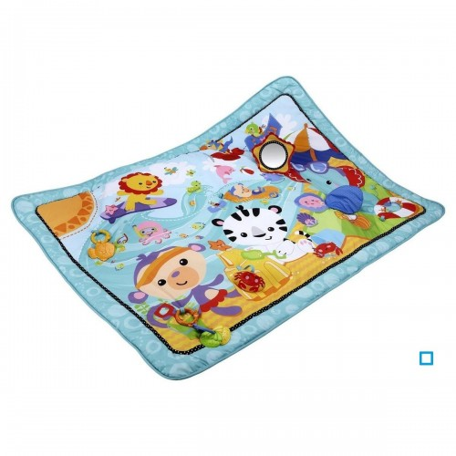 tapis geant amis de la jungle matcbj65 fisher price 009048