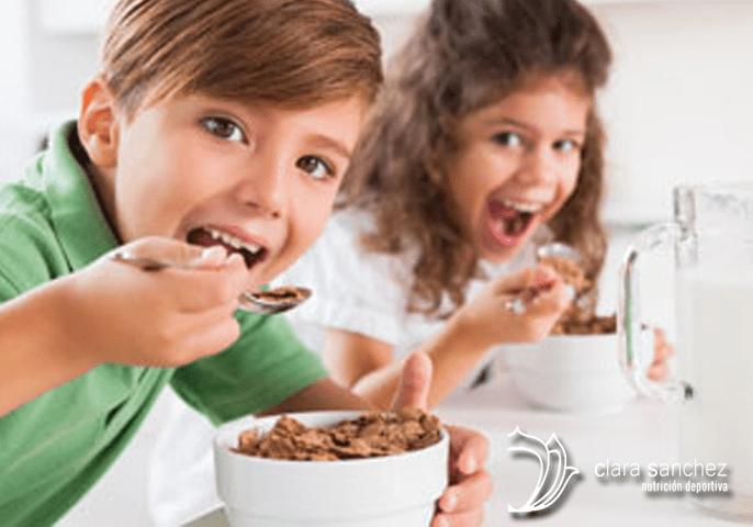 En este momento estás viendo Alimentación en la etapa escolar
