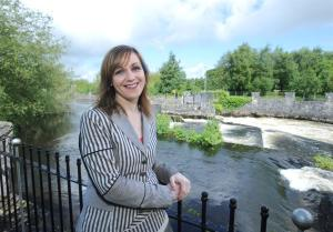 Ennis Chamber CEO Rita McInerney said that while there may be a little bit of stability emerging.