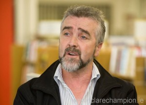 Councillor Gerry Flynn  is very critical of Shannon Group disposing of property assets.