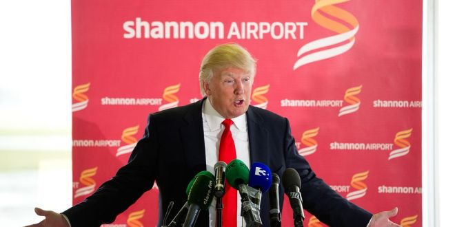 Doonbeg locals are 'fond' of Trump