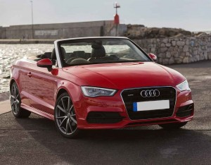 The Audi A3 cabriolet is a class act.