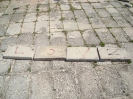 Love, sniper's nest, Mostar
