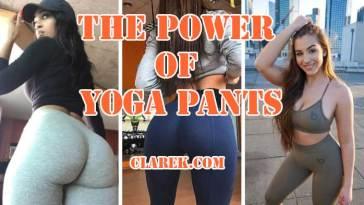 The Power Of yoga Pants