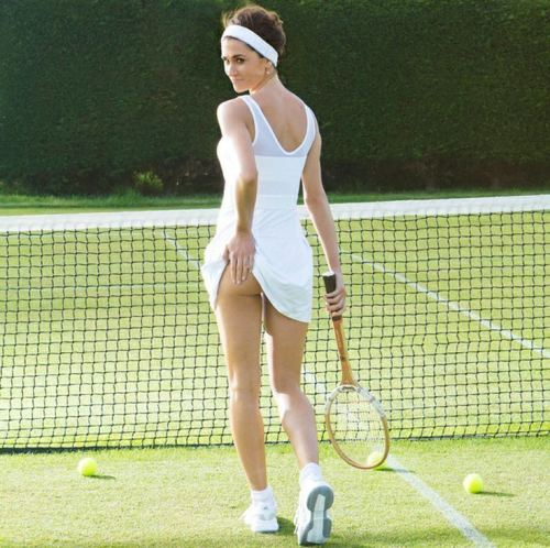 Hot Tennis Girls
