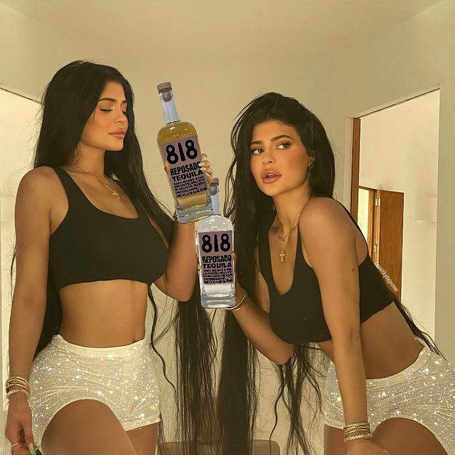 Celebrity Outfit Kardashian Kylie Jenner