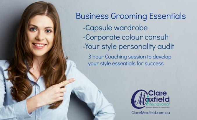 Business Grooming Essentials