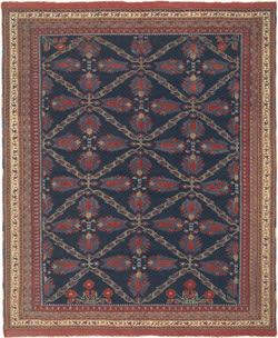 Afshar Antique Persian Carpet, Claremont Rug Company