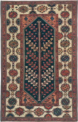 Antique Persian Rug, Bakhtiari