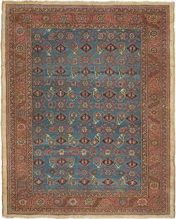 Bakshaish Antique Persian Rug - Claremont Rug Company