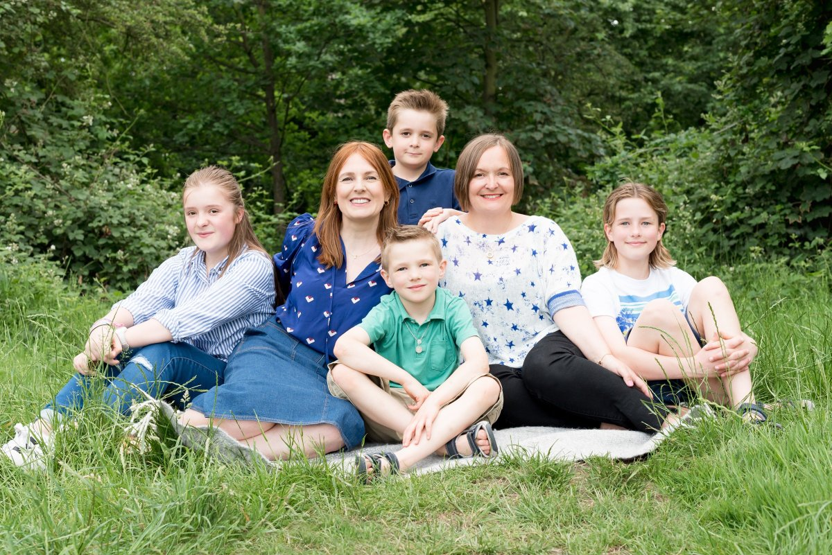 Wandsworth Common Family Photographer | Clare Murthy Photography