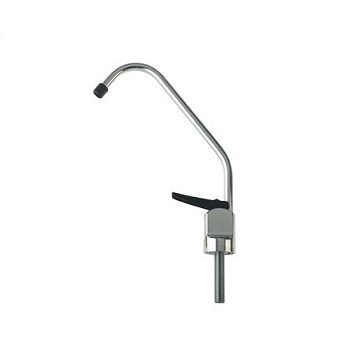 290 black lever faucet for water filters