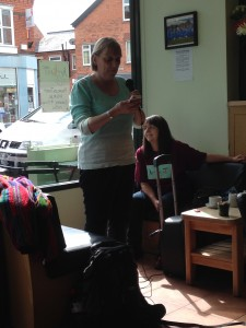Poetry on Toast at ArtBeat 2015