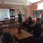 ArtBeat 2016 - Lost Lives Rediscovered with Eliazbeth Amias at the Friends Meeting House