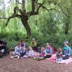 ArtBeat 2016 - Storytelling Under The Trees with Nimisha Parmar at the Attenborough Arboretum