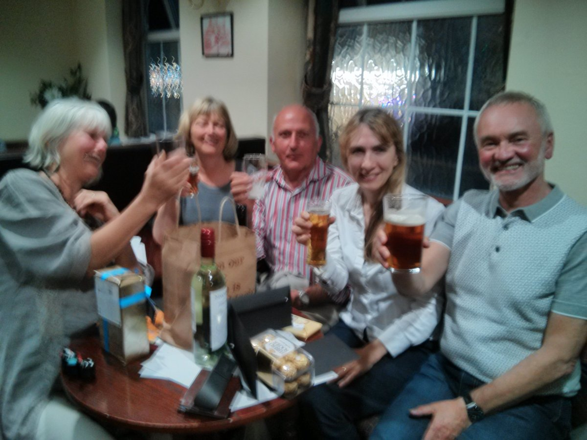 ArtBeat 2016 - The Book Quiz at Clarendon Park and Knighton Club