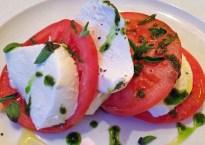 Keeping it fresh - Tomato and Mozzerella Salad