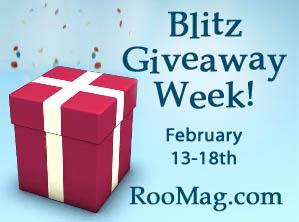 Blitz Giveaway at RooMag!!