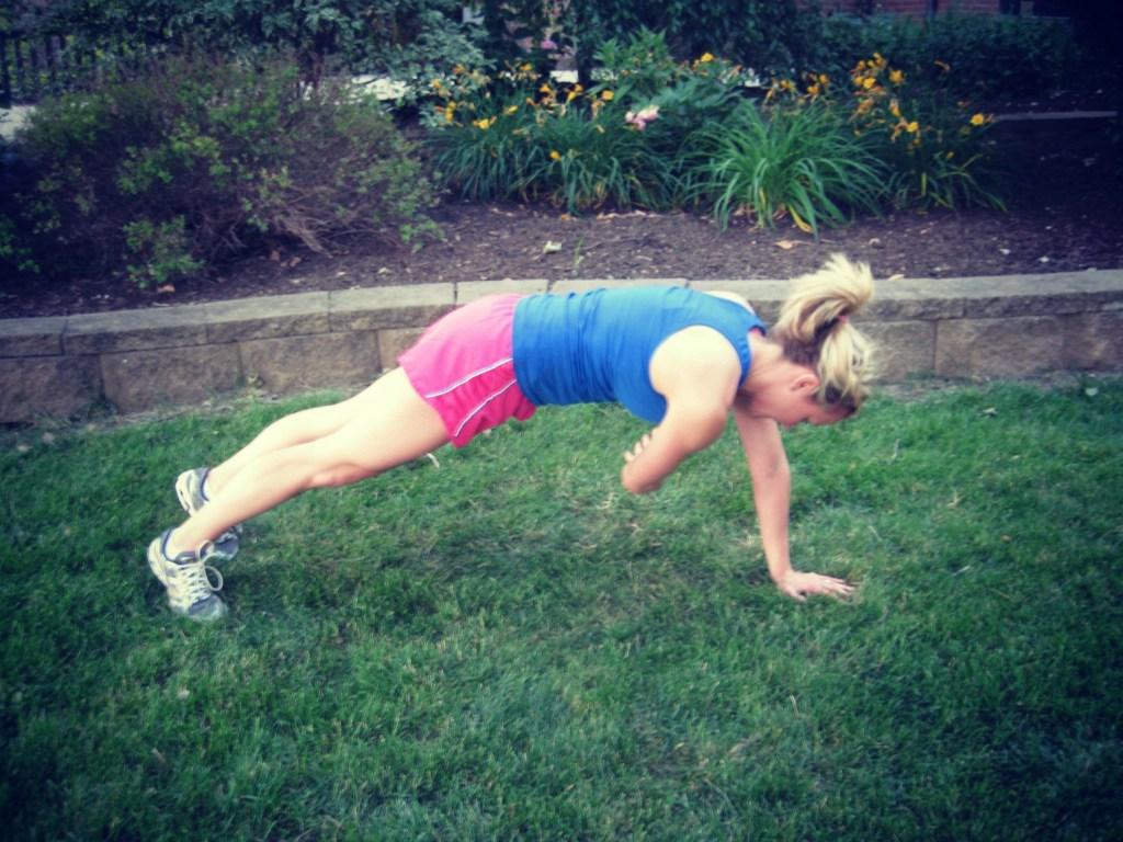 New Move Monday: Thread The Needle Ab Exercise