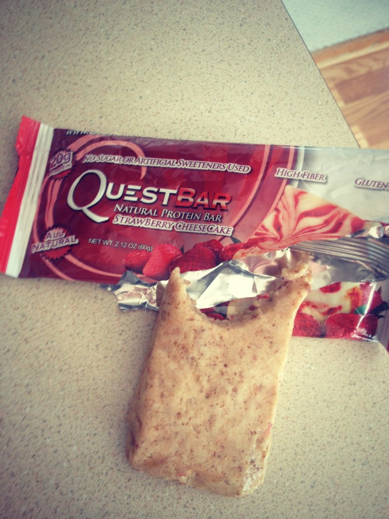 Quest Nutrition Protein Bar (Product Review)