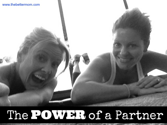 The POWER of a Partner!
