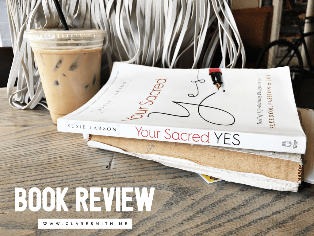 Book Review: Your Sacred Yes