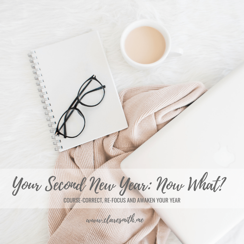 Your Second New Year: Now What?