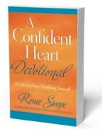 A Confident Heart Devotional Renee Swope