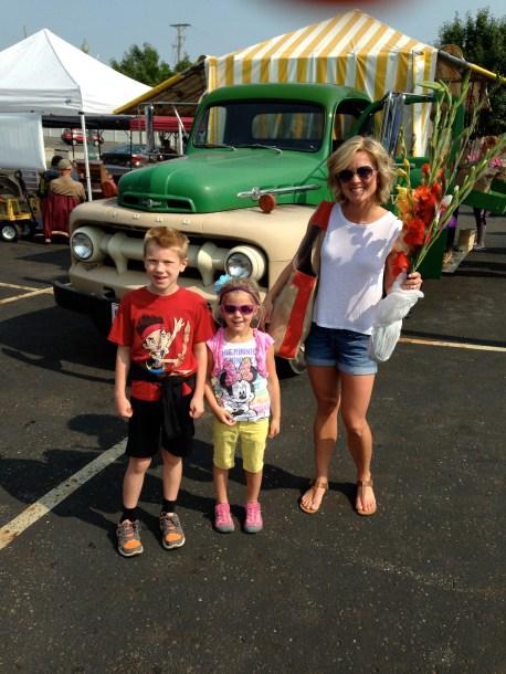 Farmer's Market with the Family : peak313.com