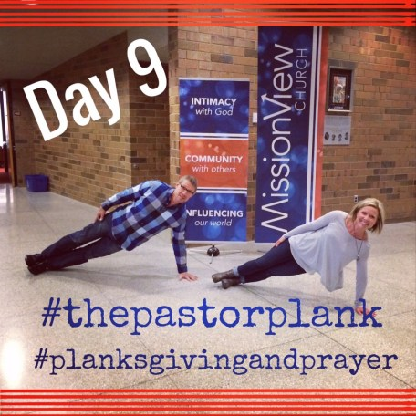 """side plank (""""the pastor plank"""")"""
