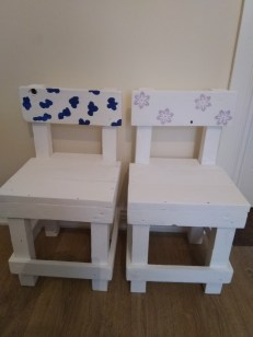 Children's Chairs €10.00 each