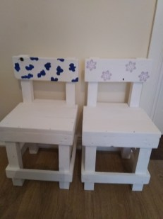Children's Chairs €10.00 each