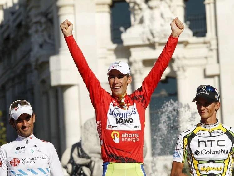 Nibali Vuelta Liquigas