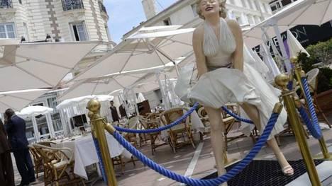 Marilyn Monroe será homenajeada en la sesenta y cinco edición del Festival de Cannes, Francia. (EFE)