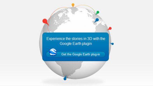 DE FESTEJO. Google creó un site para celebrar las mil millones de descargas.