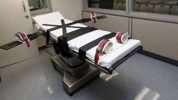 La Corte Suprema declaró este lunes constitucional la inyección letal como método de ejecución./ AP