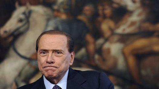 FIN DE ETAPA. Berlusconi prometió dimitir tras la sesión de Diputados. (EFE)