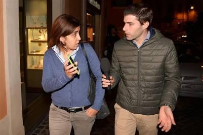 Francesca Chaouqui  AFP