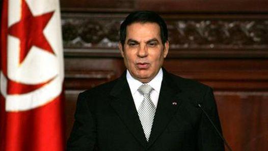 PODER. Ben Ali se mantuvo en el cargo con mano de hierro durante 23 años. (EFE)