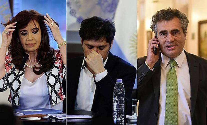 Citan a declarar a Cristina Kicillof y Vanoli.