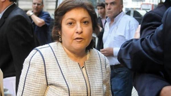 Graciela Ocaña, legisladora porteña