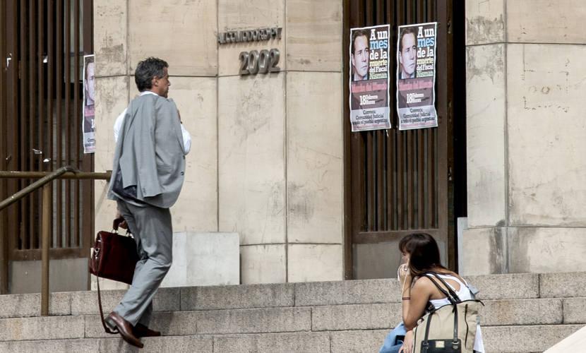 Rafecas desestimó la imputación contra Cristina de Kirchner. (Pedro Lázaro-Fernández)