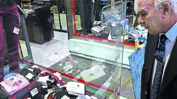 Ventas congeladas. La ropa cae más de 7% desde febrero./MARTIN BONETTO