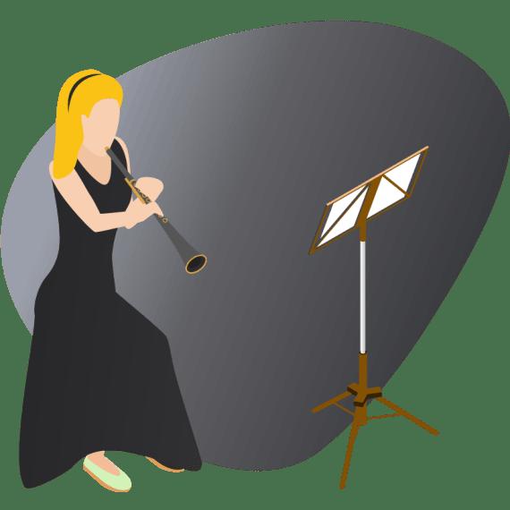 black program image