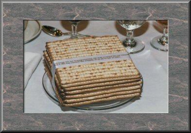Matzah Bread