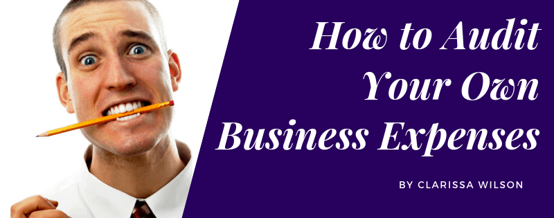 how to conduct an audit of your business expenses