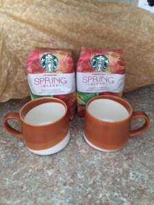 Spring Into Summer With Starbucks!